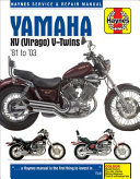 Yamaha Xv Virago V Twins 81 To 03