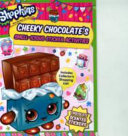 Shopkins Scented Sticker Activity - Cheeky Chocolate