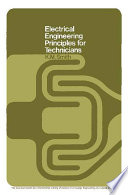 Electrical Engineering Principles for Technicians