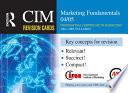 CIM Revision Cards  Marketing Fundamentals 04 05