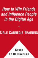 How to Win Friends and Influence People in the Digital Age Book PDF