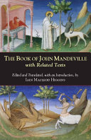 The Book of John Mandeville  with Related Texts