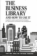 The Business Library and how to Use it