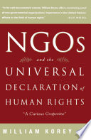 NGO s and the Universal Declaration of Human Rights