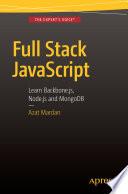 Full Stack Javascript book