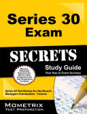 Series 30 Exam Secrets Study Guide