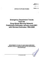 Emergency Department Trends From The Drug Abuse Warning Network : ...