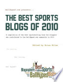 Ballhyped.com Presents ... the Best Sports Blogs of 2010