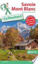 Guide du Routard Savoie Mont Blanc 2017 18
