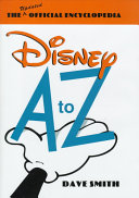 Disney A to Z Provide A Comprehensive Reference To The World