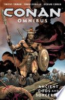 Conan Omnibus Volume 3  Ancient Gods and Sorcerers