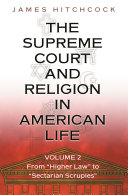 The Supreme Court and Religion in American Life, Vol. 2