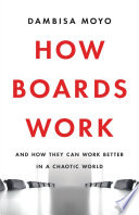 How Boards Work Book PDF