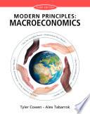 Loose leaf Version for Modern Principles of Macroeconomics