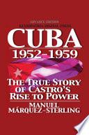 Cuba 1952 1959