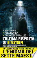 L ultima risposta di Einstein