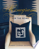 Monograms for the Home