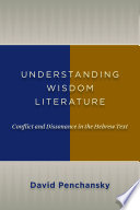 Understanding Wisdom Literature Of Ancient Sages Over Basic Human Questions What