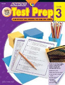 Advantage Test Prep Grade 3