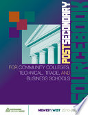 Postsecondary Sourcebook for Community Colleges  Technical  Trade  and Business Schools Midwest West Edition