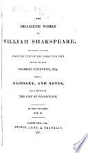 King Henry VI  part 1  King Henry VI  part 2  King Henry VI  part 3  King Richard III  King Henry VIII  Troilus and Cressida  Timon of Athens  Coriolanus  Julius Caesar  Antony and Cleopatra  Cymbeline  Titus Andronicus  Pericles  King Lear  Romeo and Juliet  Hamlet  Othello  Glossary