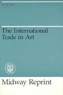 The International Trade in Art