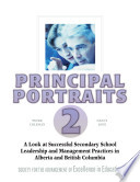 Principal Portraits 2