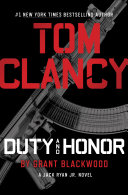 Tom Clancy Duty and Honor Pdf/ePub eBook