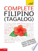 Complete Filipino (Tagalog) Beginner to Intermediate Book and Audio Course
