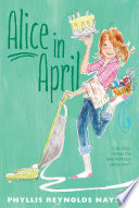 Alice in April by Phyllis Reynolds Naylor