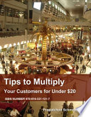 Tips to Multiply Your Customers for Under  20
