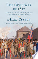 Ebook The Civil War of 1812 Epub Alan Taylor Apps Read Mobile
