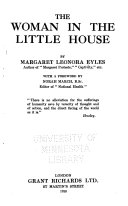 The Woman In The Little House