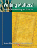 Writing Matters    Student Book