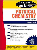 Schaum s Outline of Physical Chemistry