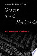 Guns and Suicide