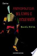 Antropologia del corpo e modernità