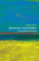 Jewish History: A Very Short Introduction Book