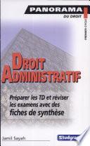 illustration Droit administratif