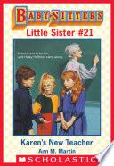 Karen S New Teacher Baby Sitters Little Sister 21