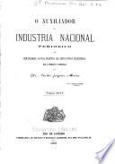 O Auxiliador da industria nacional