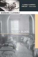 Not My Blood One Night In 1933 By