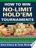How to Win No Limit Hold em Tournaments Book PDF