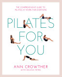 Pilates For You : pilates for you provides a simple and practical...