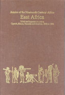 East Africa Deals With The Native Peoples
