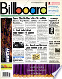 Billboard Weekly Music Publication And A Diverse
