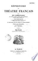 Répertoire du Théâtre français