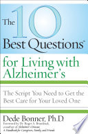 The 10 Best Questions For Living With Alzheimer S