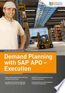 Demand Planning with SAP APO     Execution