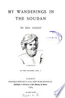 My wanderings in the Soudan  letters  2 vols Book PDF
